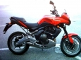 VENDO KAWASAKI VERSYS 650 DEL 2008. INCIDENTATA