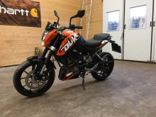 KTM 125 Duke ABS Unicoproprietario