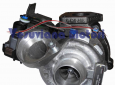 Turbo Rigenerato Bmw 520 X3 2.0 d