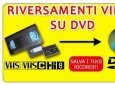 Trasferimento video da VHS a DVD/USB