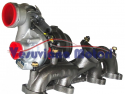 Turbo Rigenerato Audi Seat Skoda Vw Golf 1.9
