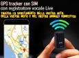 Mini Gps Gprs Tracker da occultamento / registratore